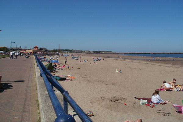 Berwick-upon-Tweed Beach